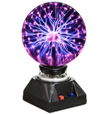 большой плазменный шар, плазма, тесла шар, 20см, plazma ball, светильник, tesla, лампа, молнии