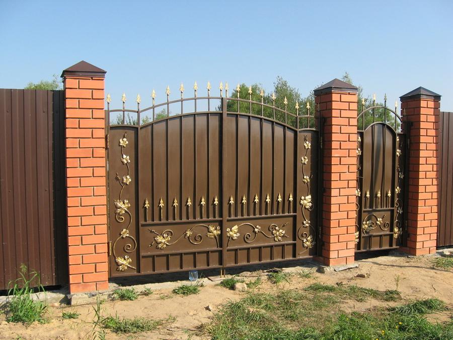 Ворота и заборы и