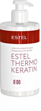 Кератиновая маска для волос ESTEL THERMOKERATIN 300 мл.