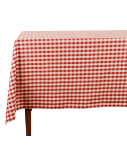 Скатерть NAPPE RECTANGLE CAMPAGNE ROUGE