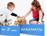 Шахматы. От 5 лет