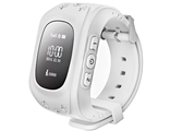 Часы-трекер SMART BABY WATCH Q50 White