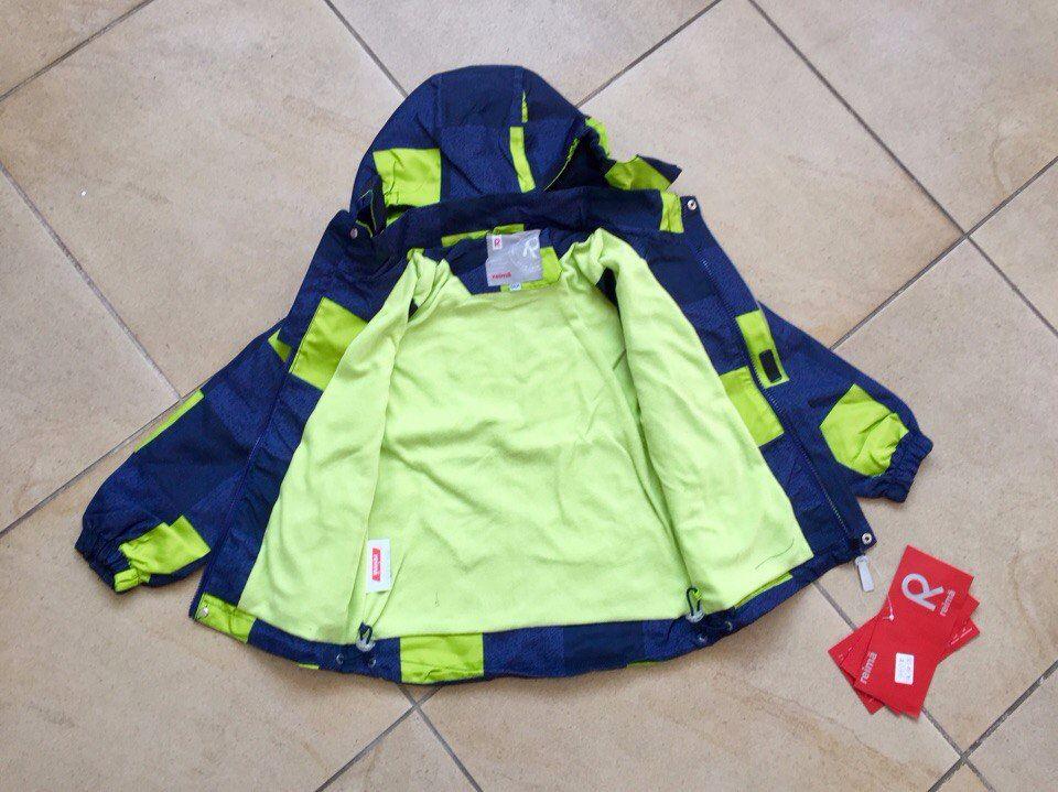 Яркая весенняя одежда для детей