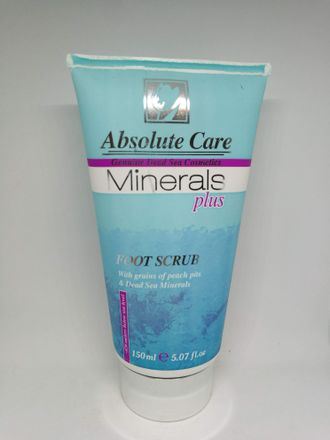 Absolute care foot scrub 150ml