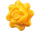 Friends Accessories Flower Rose with Pin, Bright Light Orange (93081c / 4625279)
