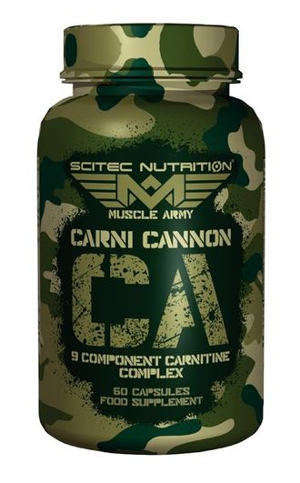 Muscle Army Carni Cannon 60 капс.