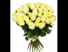 15 белых роз Ветер