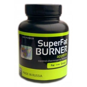 XXI POWER Super Fat Burner 100 капс