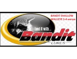 BANDIT SHALLOW WALLEYE 3-4 метра 12FT