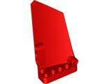Technic, Panel Fairing #17 Large Smooth, Side A, Red (64392 / 4540799)