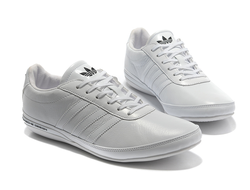 Adidas Porsche Design White Leather мужские (41-45)