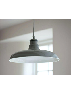 Toulon Pendant Light in Carbon - Steel  цвет Карбон  арт.LCB01