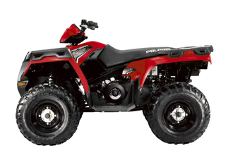 Sportsman 500 Forest red