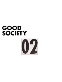 Good Society: #02 RICH COLOR