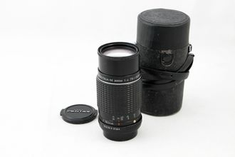Объектив SMC Pentax-M Zoom 75-150 mm f/ 4 №7409494