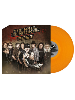 MICHAEL SCHENKER FEST Warrior 12""