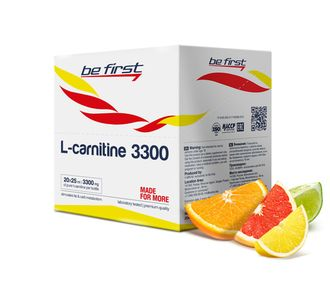 Be first   L-carnitine 3300  20х25 мл