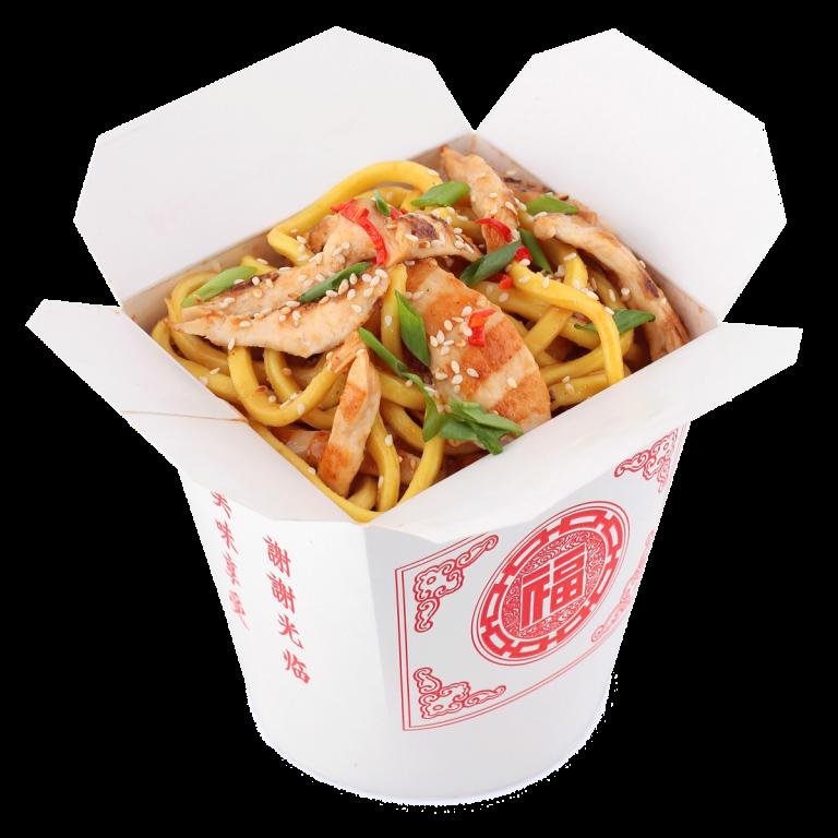 Рецепт лапша wok с курицей