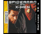 """Spider-man and X-Man"" Игра для MDP"