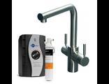 Комбинированная система мгновенного кипячения Aquahot ISE F-H3N1-BN, (нержавеющая сталь)