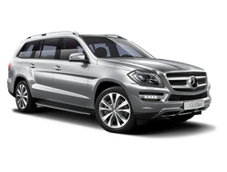 Шумоизоляция Mercedes-benz GL / Мерседес-Бенц ГЛ