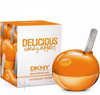 "DKNY ""Be Delicious Candy Apples Limited Edition Fresh Orange"" 100ml"