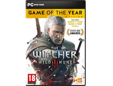 The Witcher 3: Wild Hunt Game Of The Year Edition для PC