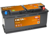 Deta Power DB1100 110 AH