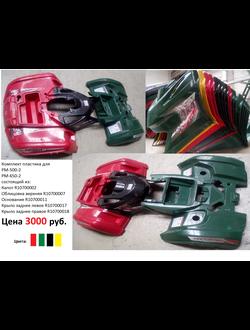 Комплект облицовки для квадроцикла