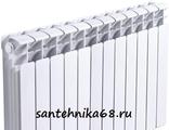 Радиатор отопления биметаллический RIFAR РИФАР Base 500 8 секций