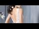 Вечернее Макси Платье Голубое Гипюр Шифон DL-61170-1