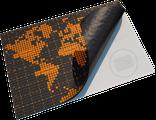 Comfort mat D2; D3; D4 color: Dark (Комфорт мат Д2; Д3; Д4 цвет: темный)