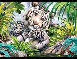 Белые тигры, худ. Говард Робинсон