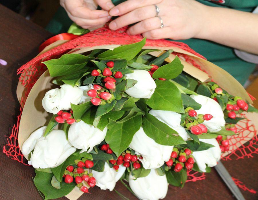 Доставка цветов в обухово ногинский район 13