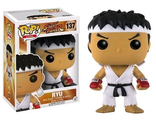 Фигурка Funko POP! Vinyl: Games: Street Fighter: Ryu White Headband (Эксклюзив)