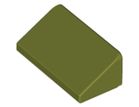 Slope 30 1 x 2 x 2/3, Olive Green (85984 / 6016468)