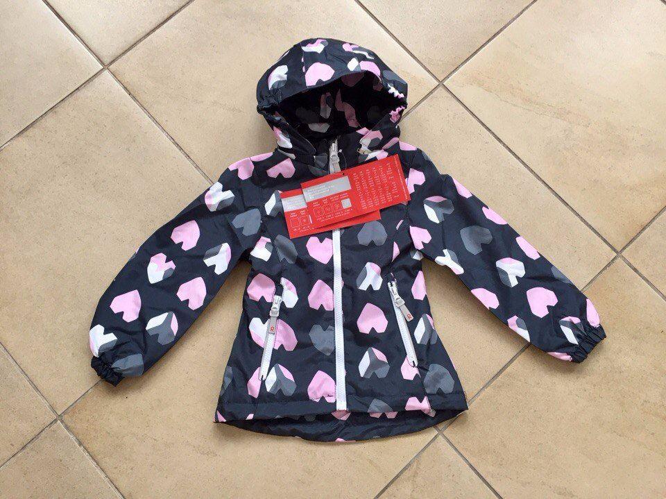 Мембранные куртки Reima для девочек