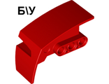 ! Б/У - Technic, Panel Car Mudguard Right, Red (61070 / 6074880) - Б/У