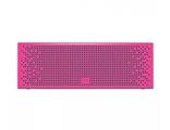 Портативная беспроводная колонка Xiaomi Pocket Audio (Xiaomi Mini Square Box 2) Розовая