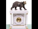 Сувениры, часы, цветы из камня
