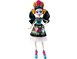 "Скелита Калаверас ""Коллекционная"" / Monster High Skelita Calaveras Collector Doll"