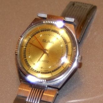 8e359782f8f2 Часы наручные Слава СССР - Наручные часы Слава Кварц