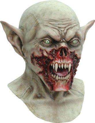 орк, вампир, страшная маска, ужасная маска, из латекса, латексная, силиконовая, ghoulish, зомби