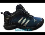 Ботинки Adidas Terrex черно-серые