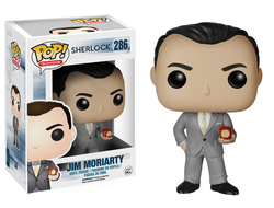 Funko Pop! Sherlock - Jim Moriarty | Фанко Поп! Шерлок - Джим Мориарти