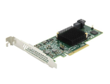 LSI HBA SAS9300-8i (PCI-E 3.0 x8, LP, internal) SGL SAS12G, 8port (2*intSFF8643), Каб.отдельно