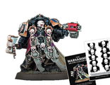 SPACE MARINE TERMINATOR CHAPLAIN (COLLECTORS EDITION) LIMITED