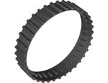 Tread Large, Non-Technic (36 tread 'links'), Black (x1681 / 4292139 / 4502834 / 6044688 / 6070518 / 6089573)