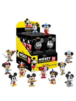 Mickey Mouse 90th Anniversary Vinyl Figure
