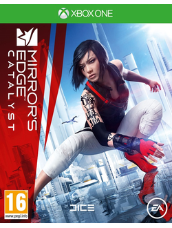 Mirror's Edge Catalyst [RU] (Xbox One)